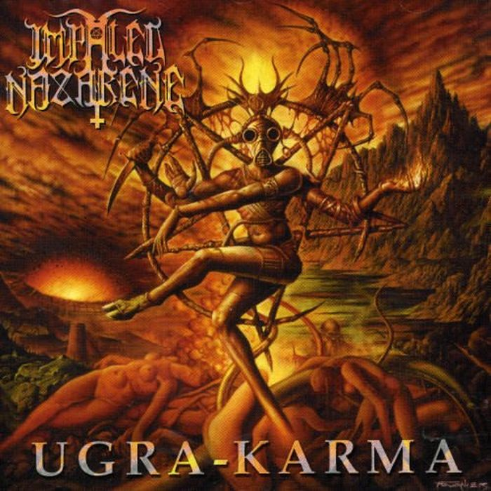 Impaled Nazarene - Ugra-Karma - CD - New