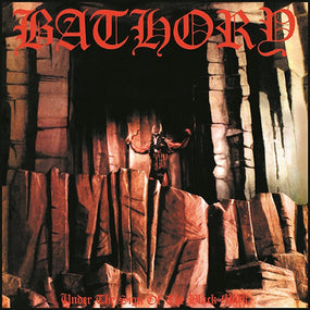 Bathory - Under The Sign Of The Black Mark - CD - New
