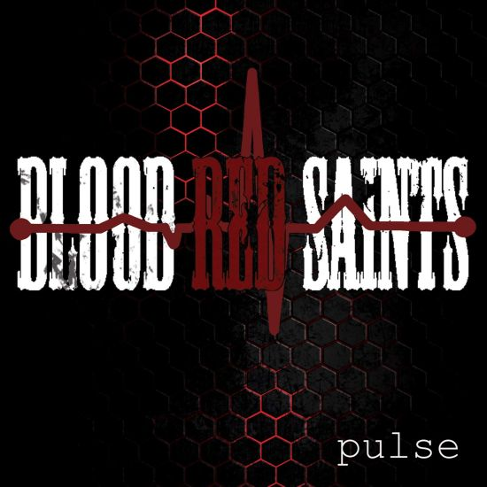 Blood Red Saints - Pulse - CD - New