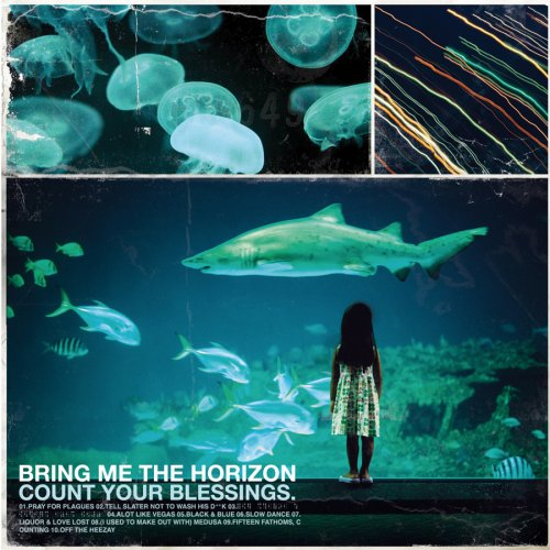 Bring Me The Horizon - Count Your Blessings (U.K.) - CD - New