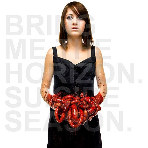 Bring Me The Horizon - Suicide Season (U.K.) - CD - New