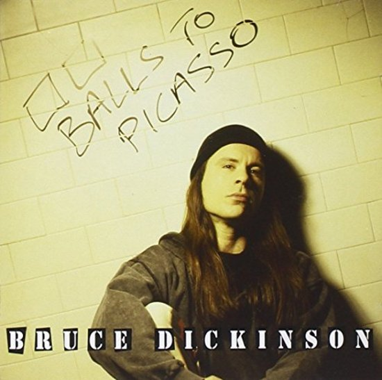 Dickinson, Bruce - Balls To Picasso (2017 Reissue) - Vinyl - New