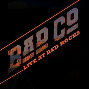Bad Company - Live At Red Rocks (RA/B/C) - Blu-Ray - Music