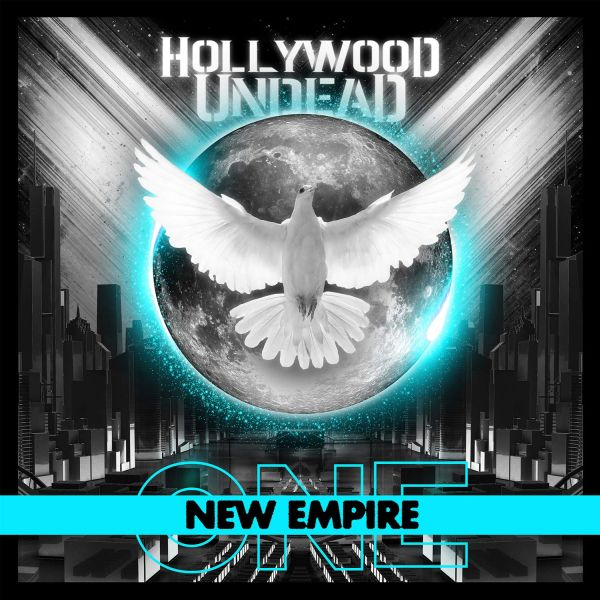 Hollywood Undead - New Empire Vol. 1 - CD - New