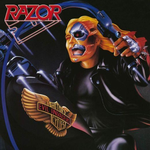 Razor - Evil Invaders (2019 reissue) - Vinyl - New