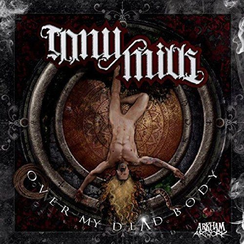 Mills, Tony - Over My Dead Body - CD - New