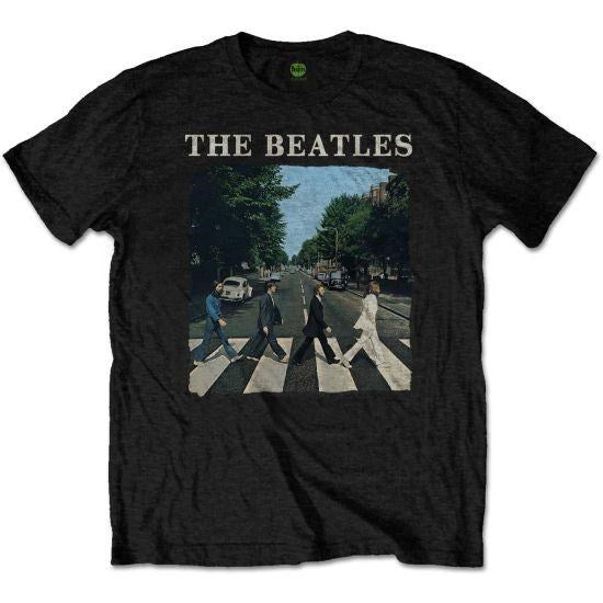 Beatles - Abbey Road Toddler and Youth Black Shirt