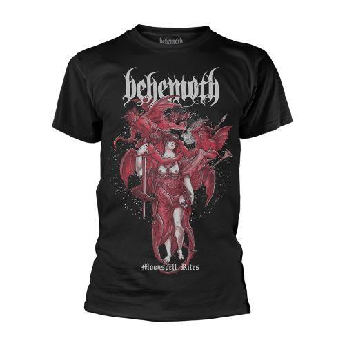 Behemoth - Moonspell Rites Black Shirt