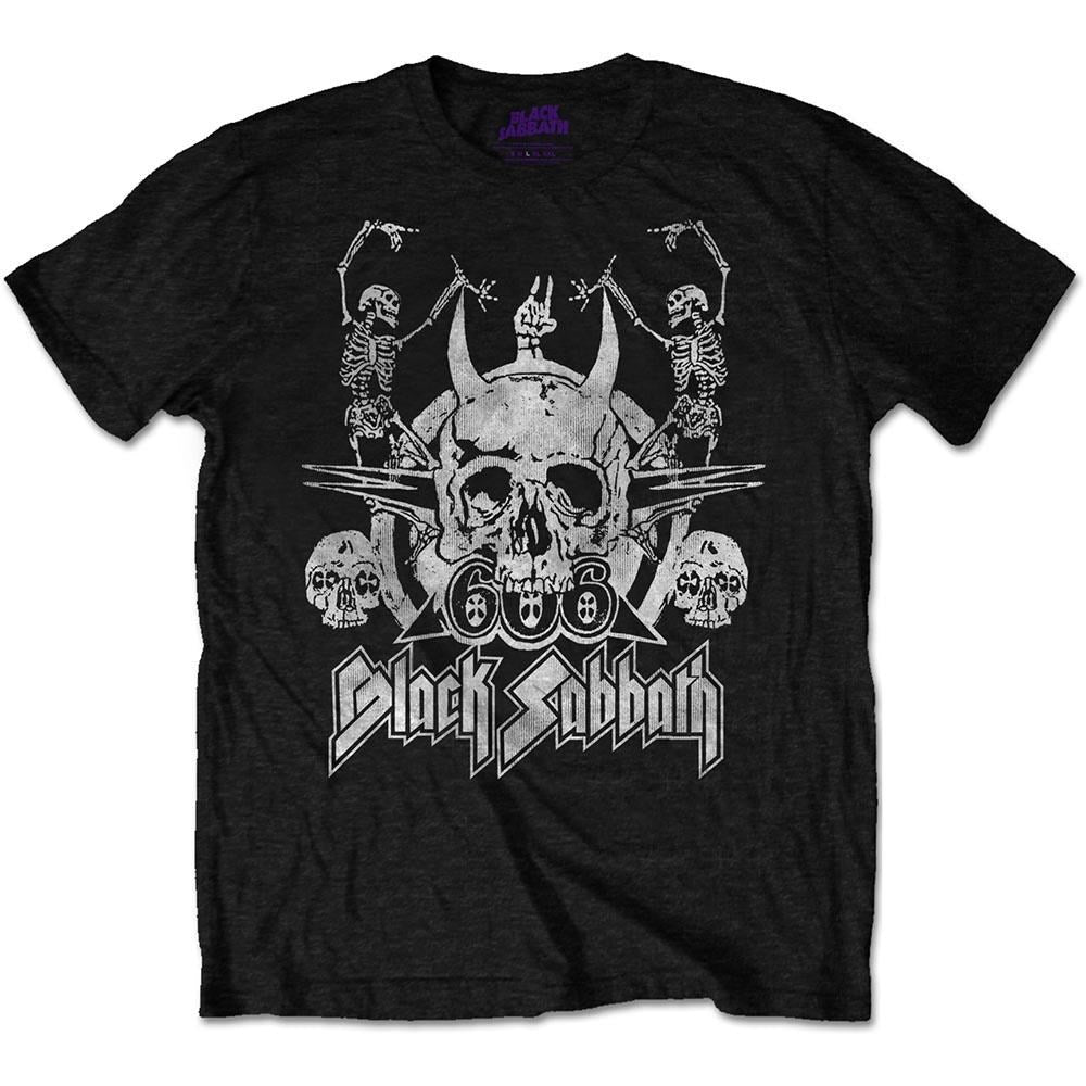 Black Sabbath - Dancing Daemon Black Shirt