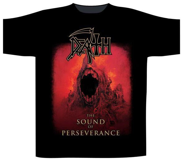Death - Sound Of Perseverance Black Shirt