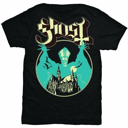 Ghost - Opus Eponymous Black Shirt