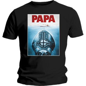 Ghost - Papa Jaws Black Shirt