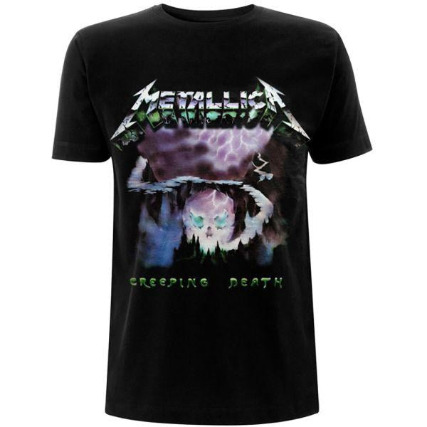 Metallica - Creeping Death Black Shirt