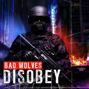 Bad Wolves - Disobey (U.S.) - CD - New