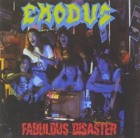 Exodus - Fabulous Disaster (U.S.) - CD - New