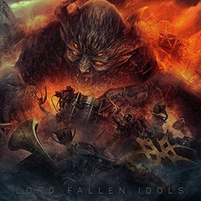 Lord - Fallen Idols - CD - New