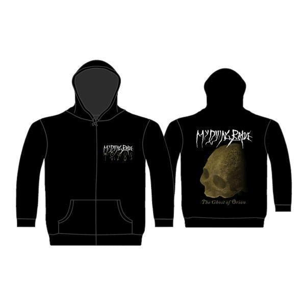 My Dying Bride - Ghost Of Orion Black Zip Hoodie