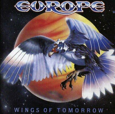 Europe - Wings Of Tomorrow (2010 reissue w. extensive sleeve notes and photos) - CD - New