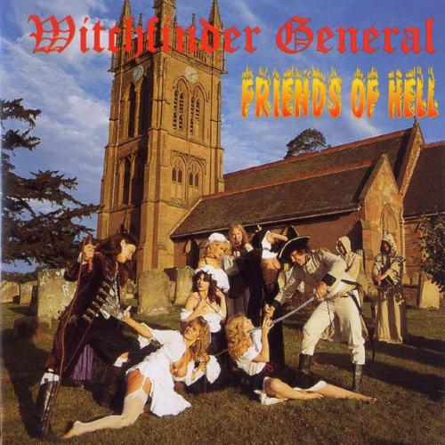 Witchfinder General - Friends Of Hell - CD - New