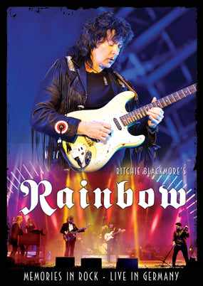Rainbow - Memories In Rock - Live In Germany (R0) - DVD - Music