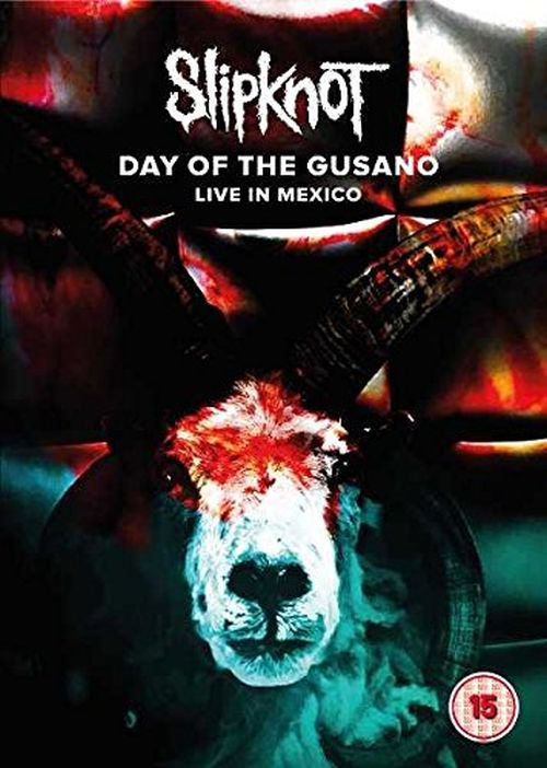 Slipknot - Day Of The Gusano - Live In Mexico (R0) - DVD - Music
