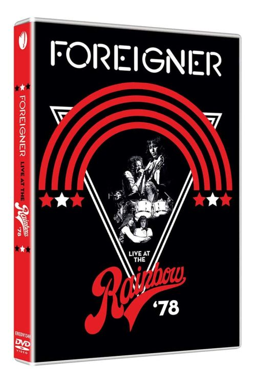 Foreigner - Live At The Rainbow 78 (R0) - DVD - Music