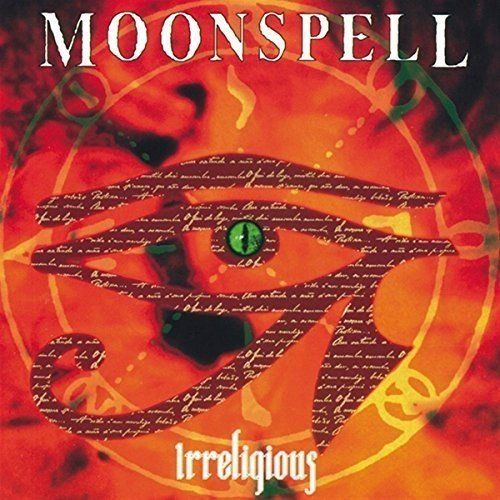 Moonspell - Irreligious - CD - New