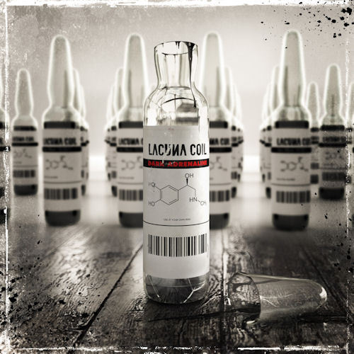 Lacuna Coil - Dark Adrenaline (Euro.) - CD - New