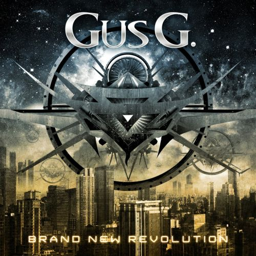 Gus G. - Brand New Revolution (Euro.) - CD - New