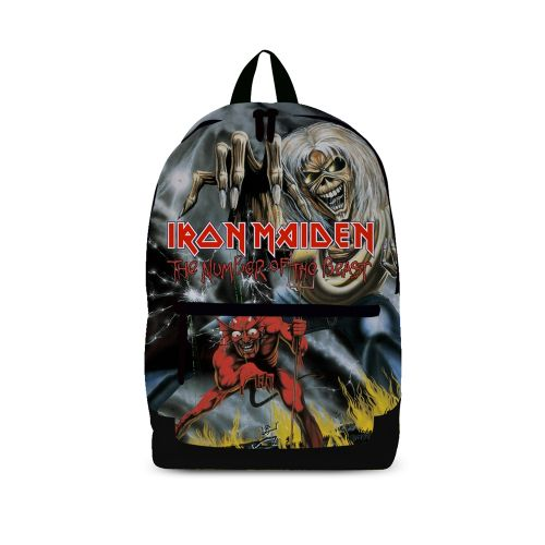 Iron Maiden - Back Pack (Number Of The Beast)