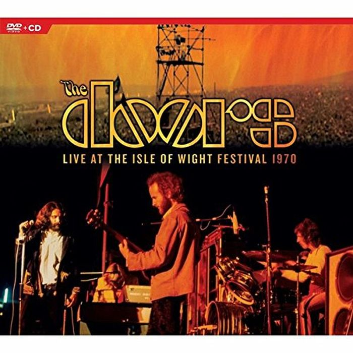 Doors - Live At The Isle Of Wight Festival 1970 (CD/DVD) (R0) - CD - New