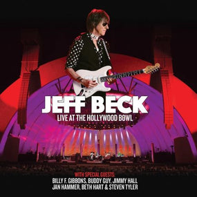 Beck, Jeff - Live At The Hollywood Bowl (RA/B/C) - Blu-Ray - Music