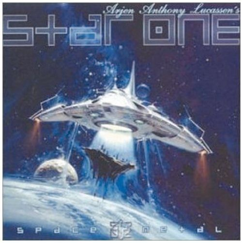 Star One - Space Metal - CD - New