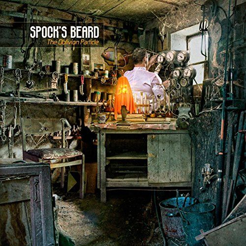 Spocks Beard - Oblivion Particle, The (Ltd. Ed. Mediabook w. bonus track) - CD - New