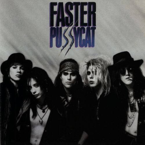Faster Pussycat - Faster Pussycat (Rock Candy rem.) - CD - New