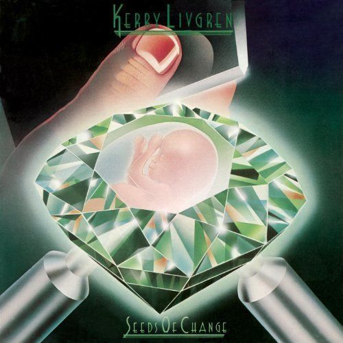 Livgren, Kerry feat. Ronnie James Dio - Seeds Of Change (Rock Candy rem.) - CD - New