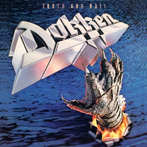 Dokken - Tooth And Nail (Rock Candy rem. w. 2 bonus tracks) - CD - New
