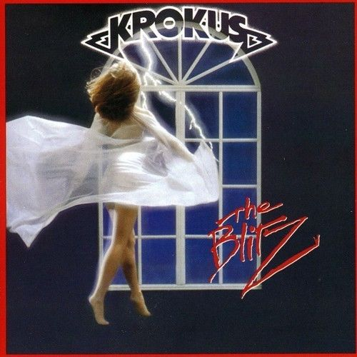 Krokus - Blitz, The (Rock Candy rem.) - CD - New