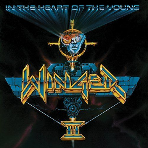 Winger - In The Heart Of The Young (Rock Candy rem. w. 2 bonus tracks) - CD - New