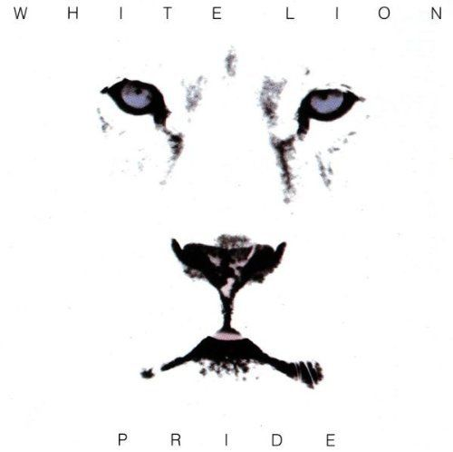 White Lion - Pride (Rock Candy rem. w. 5 bonus tracks) - CD - New
