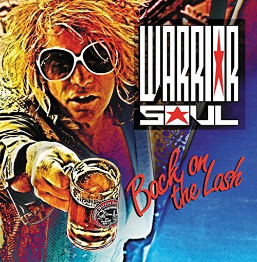 Warrior Soul - Back On The Lash - CD - New