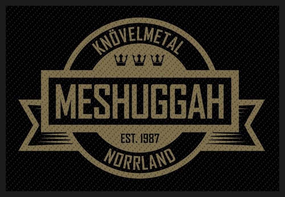 Meshuggah - Crest Sew-On Patch