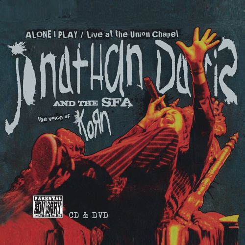 Davis, Jonathan And The SFA (Korn) - Alone I Play/Live At The Union Church (CD/DVD) (R0) - CD - New