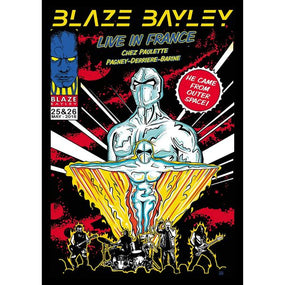 Bayley, Blaze - Live In France (R0) - DVD - Music