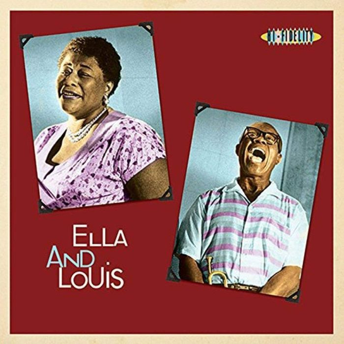 Fitzgerald, Ella And Louis Armstong - Ella And Louis - Vinyl - New