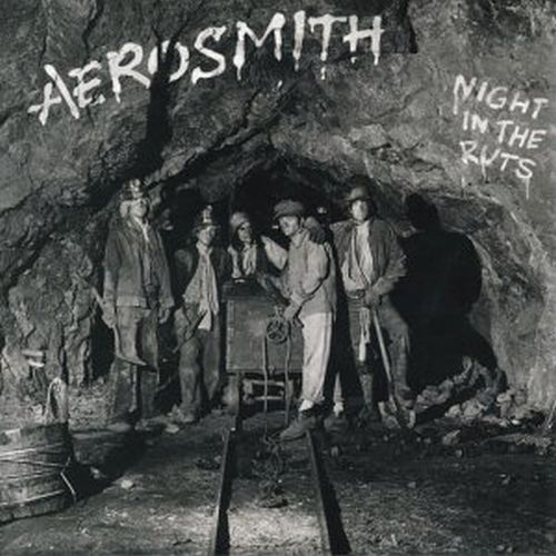 Aerosmith - Night In The Ruts (U.S.) - CD - New