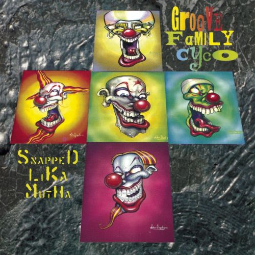 Infectious Grooves - Groove Family Cyco - CD - New