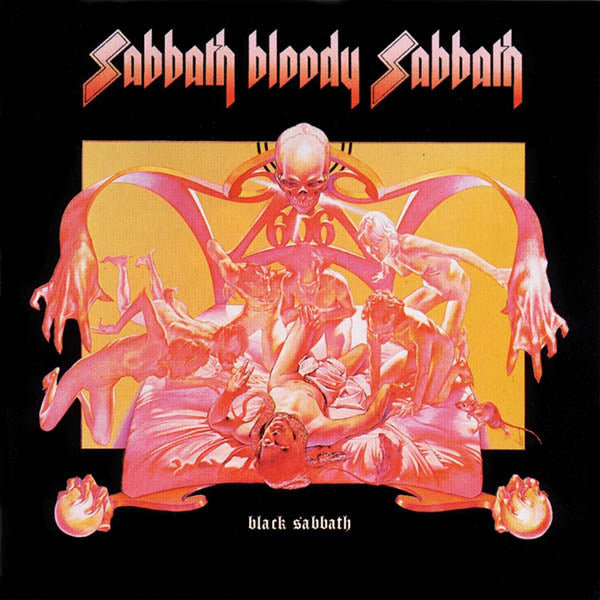 Black Sabbath - Sabbath Bloody Sabbath (gatefold) - Vinyl - New