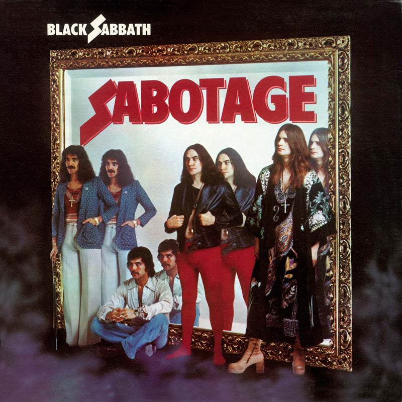Black Sabbath - Sabotage (Euro. 180g reissue) - Vinyl - New