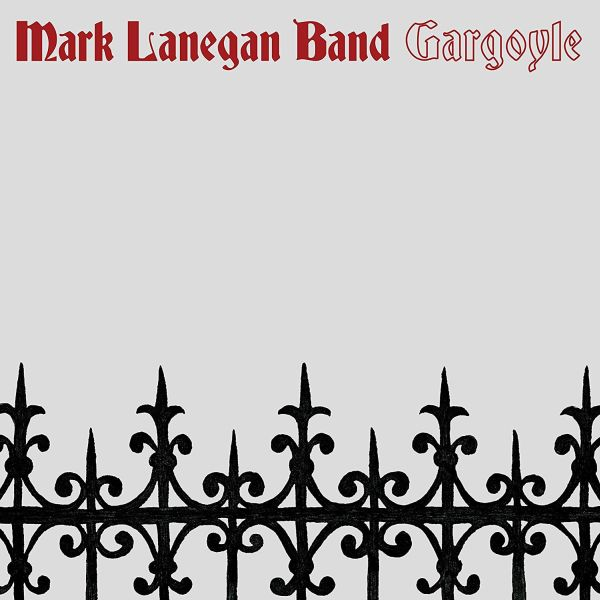 Lanegan, Mark - Gargoyle (180g gatefold w. download card) - Vinyl - New